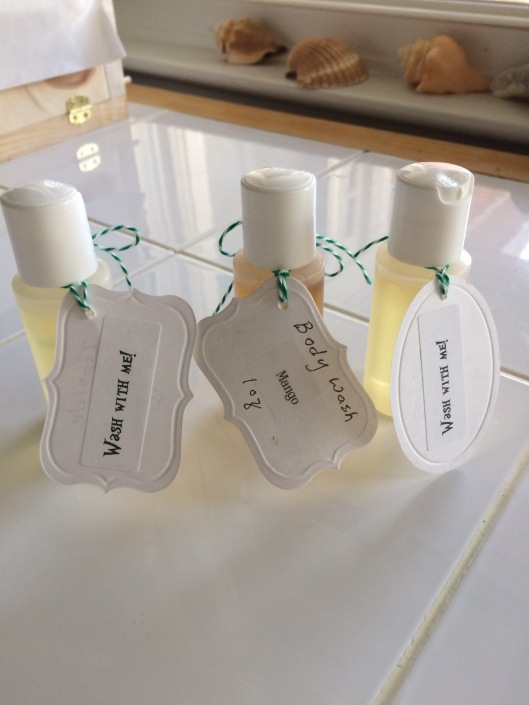 Sample tags