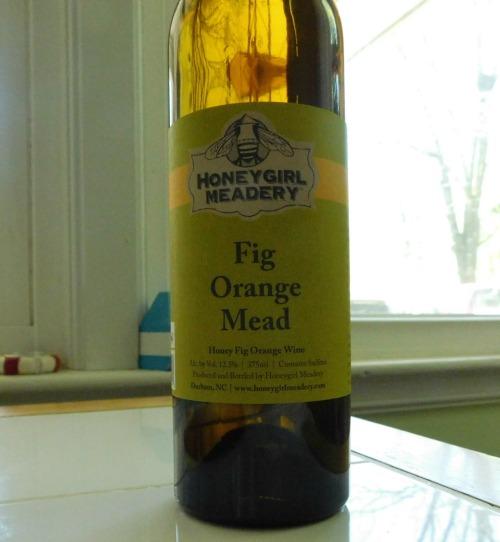 Fig Orange Mead