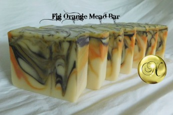 Fig Mead Loaf header image with text & logo