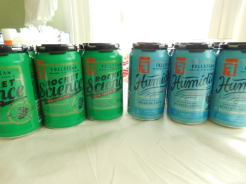 Fullsteam Rocket Science & Humidity Pale Ale 2