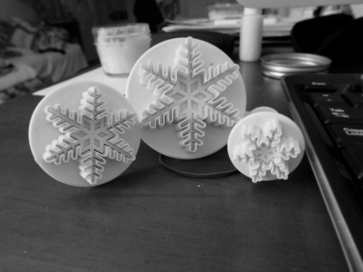 Snowflake punches