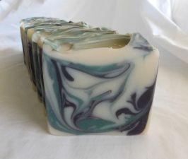 Black Forest Milk Soap